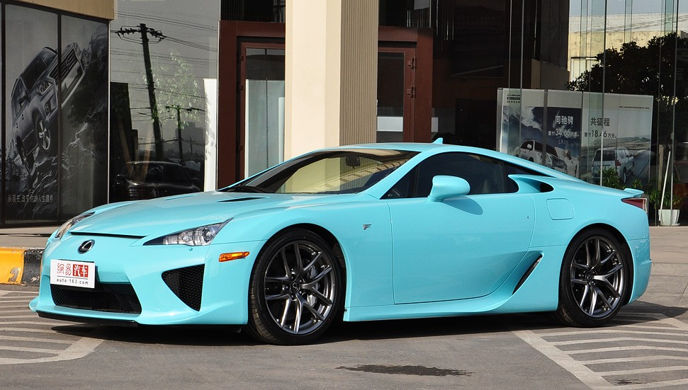 Marchettino The Only Official Website Lovely Lexus Lfa