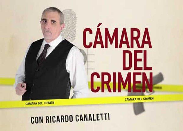 """SERGIO HURTADO EN """"CAMARA DEL CRIMEN"""" CON RICARDO CANALETTI POR TN"""