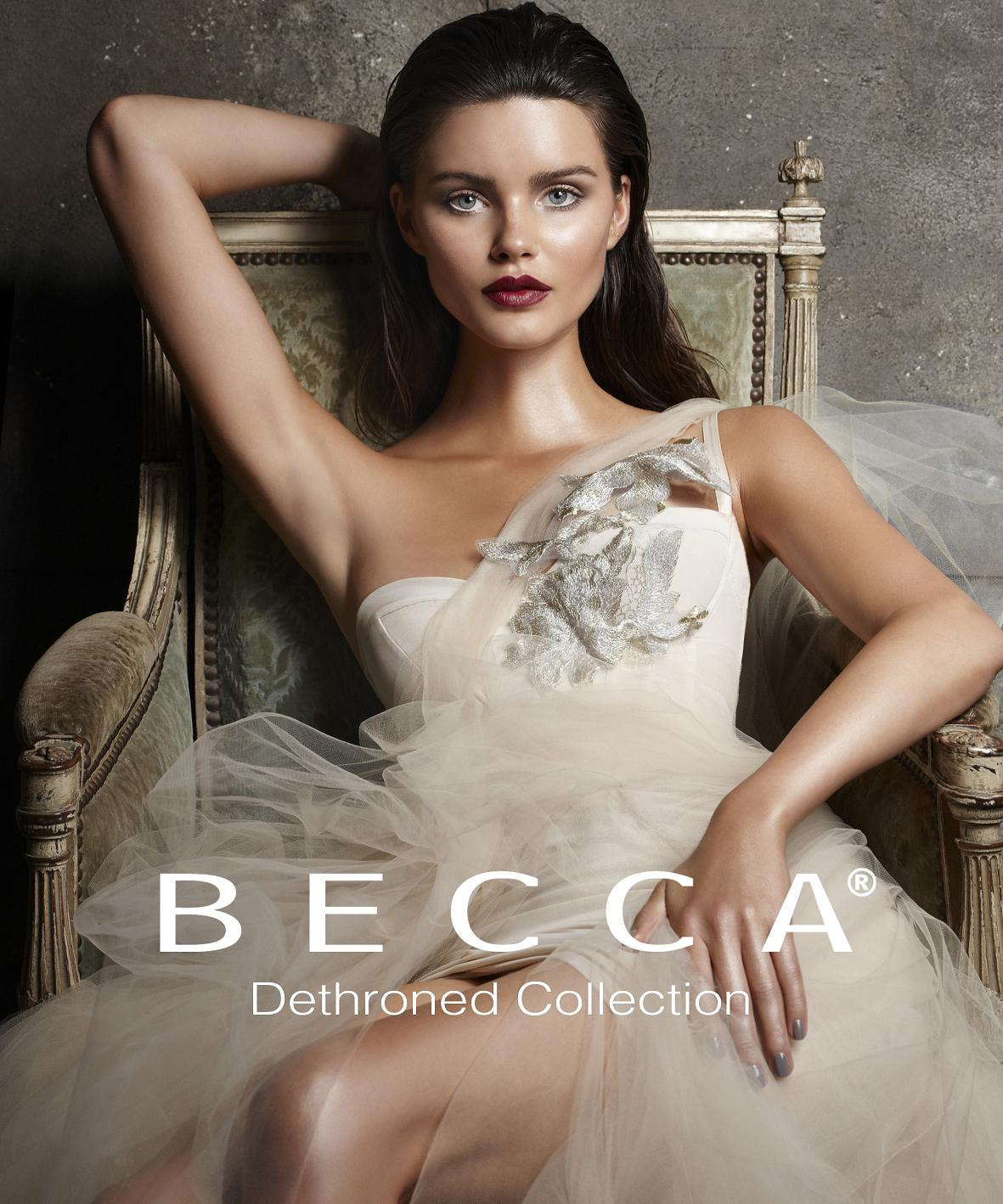 BECCA Dethroned Collection