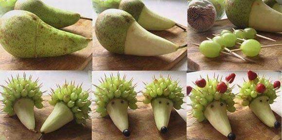 frugt inspiration