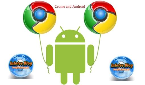 Google Crhome ganha versão para Android.