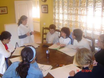 Mi Primer curso de cocina-año 2005