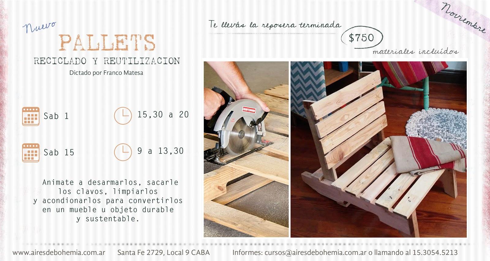 Agenda Noviembre 2014 Aires De Bohemia # Muebles Bohemia