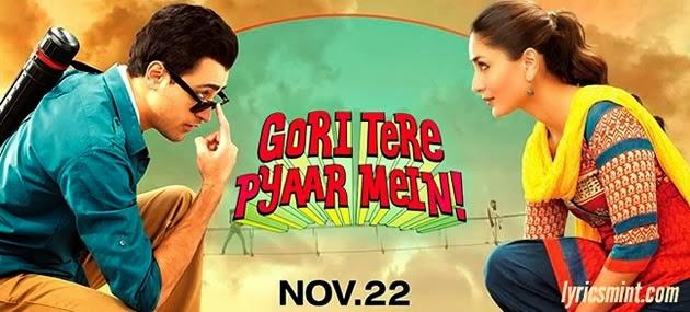 Gori Tere Pyaar Mein Film Music