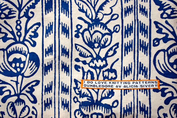 aliciasivert, alicia sivert, alicia sivertsson, saksamlarpåse, saksamlarpåsar, broderi, embroidery, needlework, hoop art, tove jansson 100 år, hattifnattar, hattifnatt, hattifnatters, återbruk, sy sömnar, sewing, sew