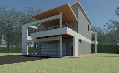 Tutorials DVD world: Designing a House in Revit Architecture Tutorial ...