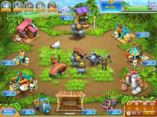Farm Frenzy Mega Pack Free Download PC Games