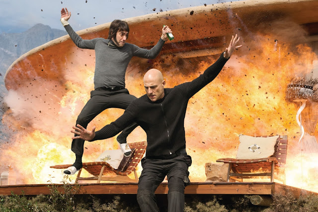 Se retrasa el estreno de 'Agente ContraInteligente' con Sacha Baron Cohen