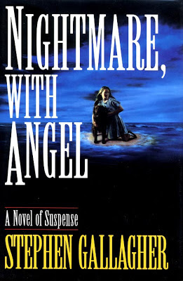 Nightmare, with Angel Ballantine hardcover edition