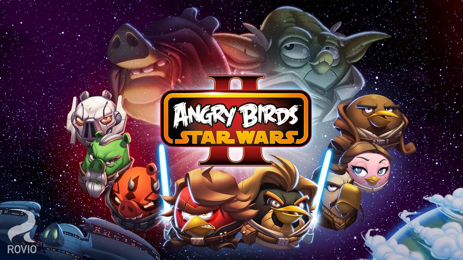 Angry Birds Star Wars II Free v1.8.0 Mod