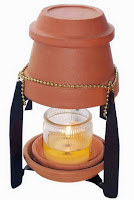 The Kandle Heeter™ Candle Holder
