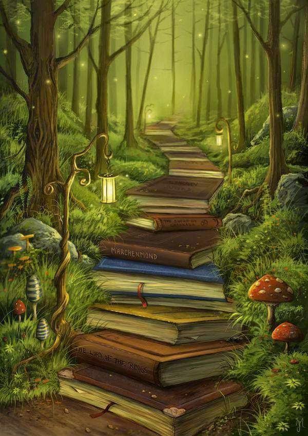 Cada libro leído, es una huella en nuestro camino.