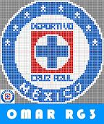 Escudo del Cruz Azul PES. Este es el escudo del Cruz Azul F.C. (escudo cruz azul)