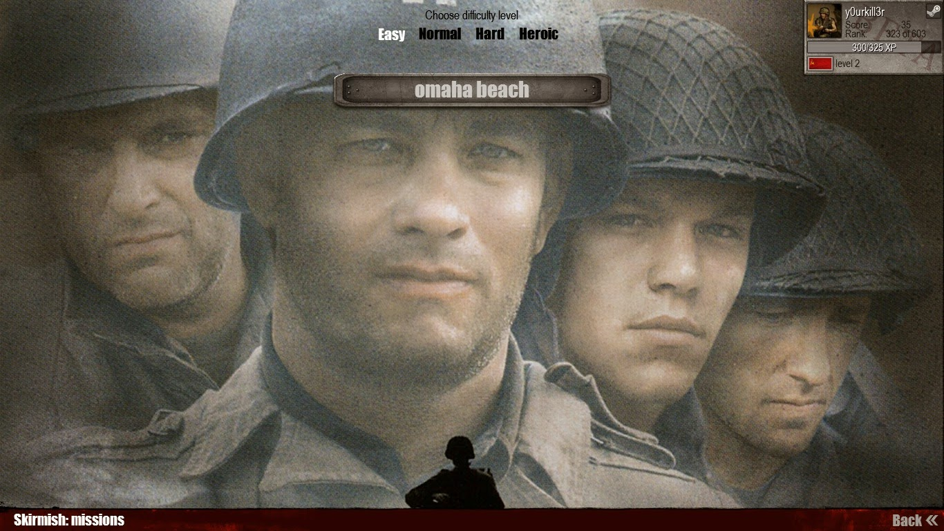 comparing saving private ryan and the longest The chosen films are call saving private ryan and band of brothers both films are about world war ii and the last 100 years has been a time of warfare in the year between 1939-1945, the most horrific times in the broad range of human conflict ever seen by mankind with unmatched weapons of.