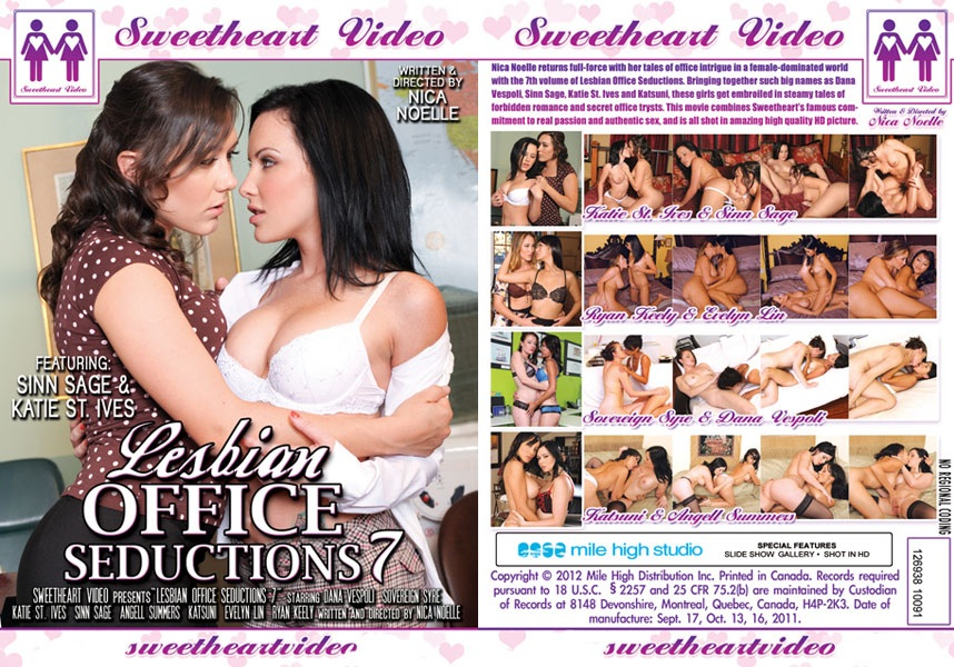 Lesbian Office Seductions Vol 7 DVDRip   PORNOLATiON Porn Videos, Porn clips and Hottest Porn Videos from Porn World