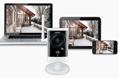 D-Link DCS-2330L Outdoor HD Wireless Surveillance Camera