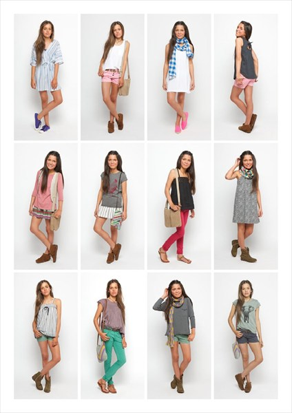 13 ropa: