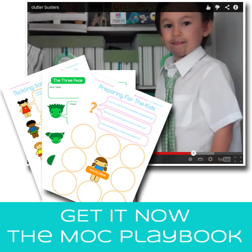 MOC Playbook:What MacGyver Would Do If He Had Kids!