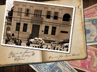 Banco da Lavoura - Alfenas MG