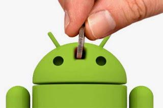menabung di android