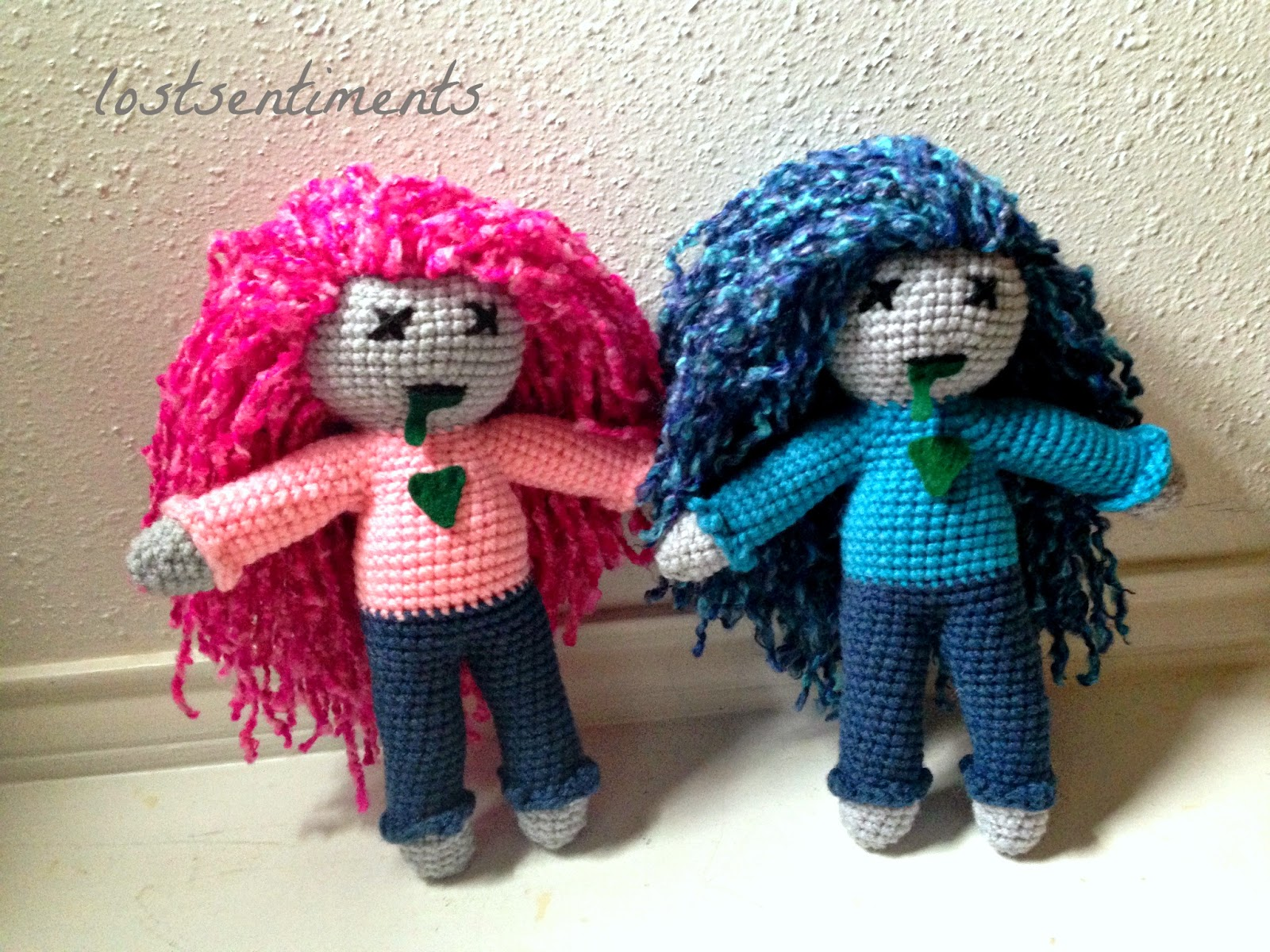 Amigurumi Body Pattern : lostsentiments: Free Amigurumi Pattern for Body of Large Doll