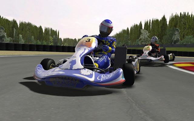 Kart Racing Pro Beta 5 en proyecto
