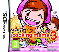 Cooking Mama 3 – NDS