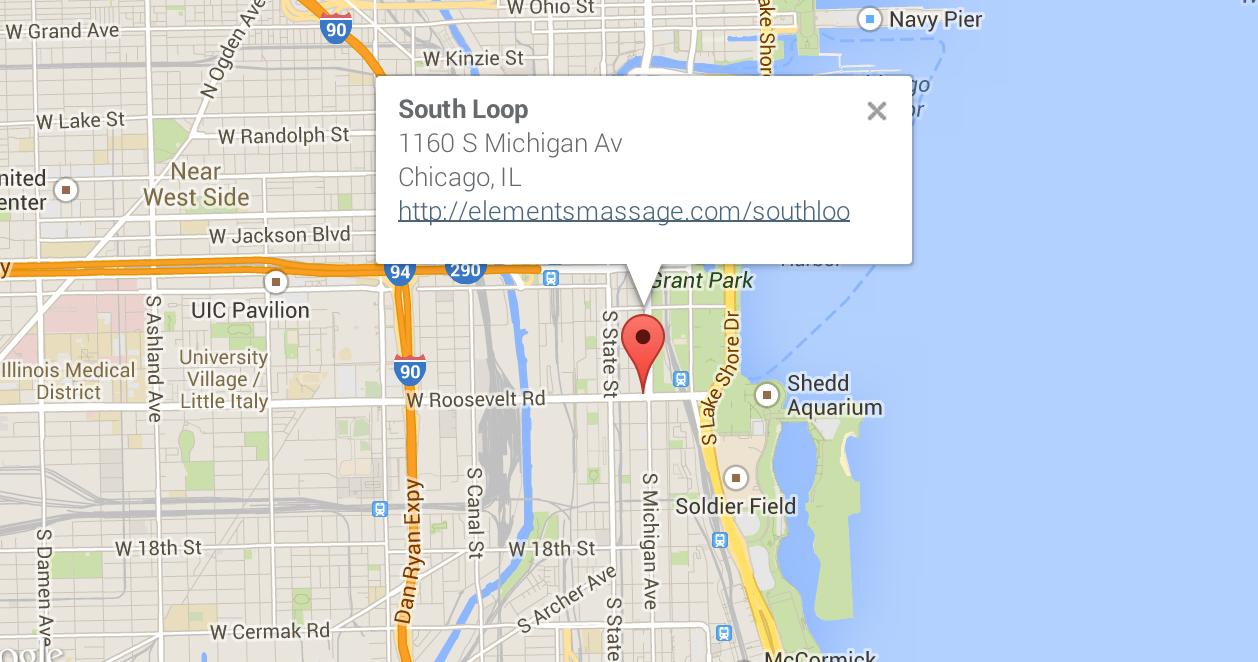 Sloopin A South Loop Blog September - Chicago map south loop