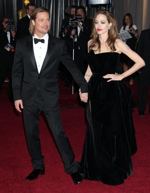 Angelina Jolie & Brad Pitt Will Celebrate The Olympics In Style » Gossip   Angelina Jolie   Brad Pitt