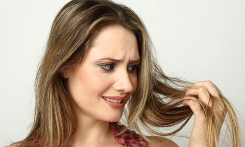 Home remedies to control the oiliness of hair