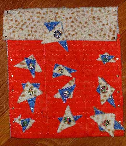 Gefilte Quilt Passover S Coming 25 Ideas For Matzoh Fabric