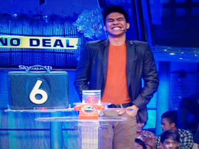 Kiefer Ravena Plays on Kapamilya Deal or No Deal this December 8