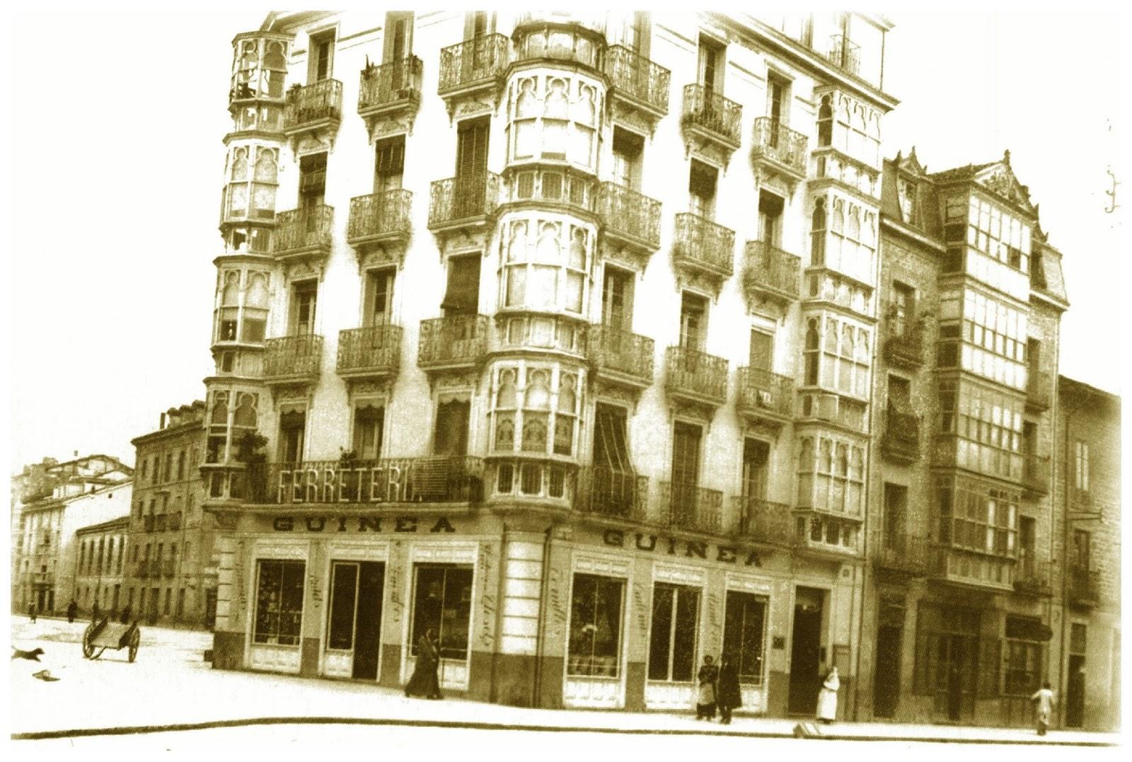Calle prado en 1933 vitoria en fotos for Calle prado 8 madrid