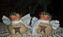 MADE TO ORDER SNOWMAN ANGELS