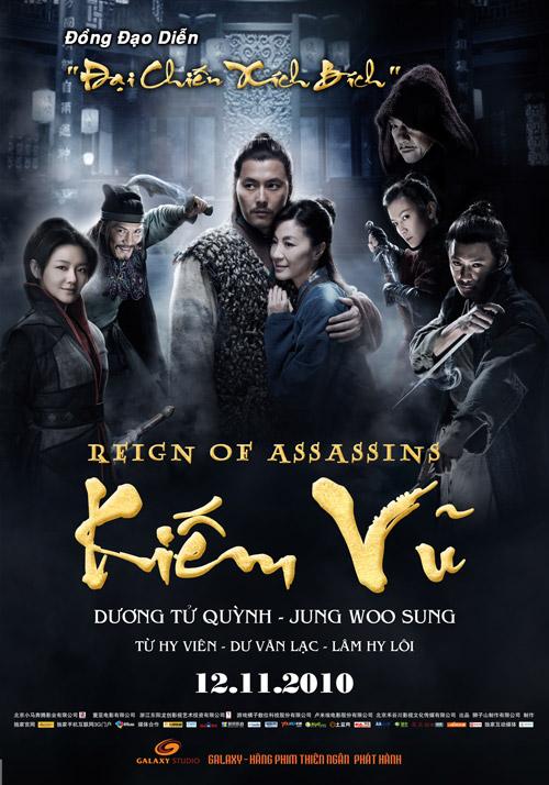Phim Kiếm Vũ - Reign Of Assassins