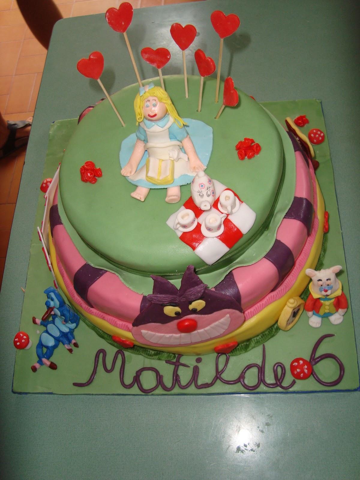 Le torte di zia mari cartoni animati