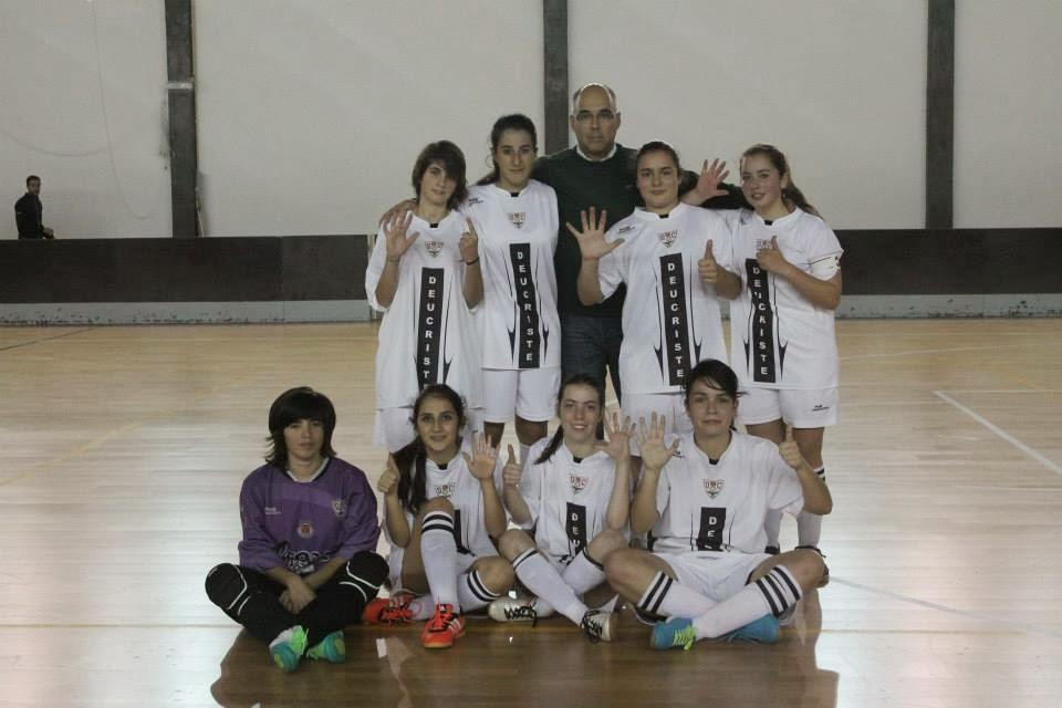 Equipa Júnior 2013/2014
