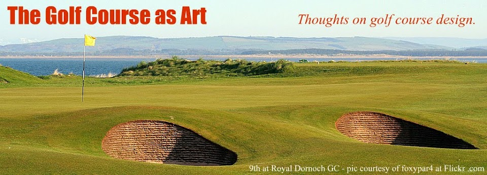 The Golf Course As Art