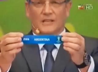estafa en el sorteo fifa brasil 2014