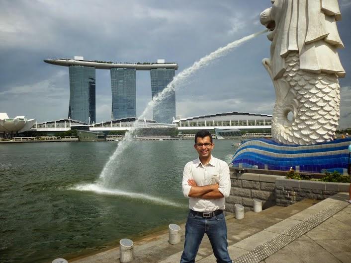 Raja Daryanani Success Trip Tiens Singapore 2013 Bisnis Tiens