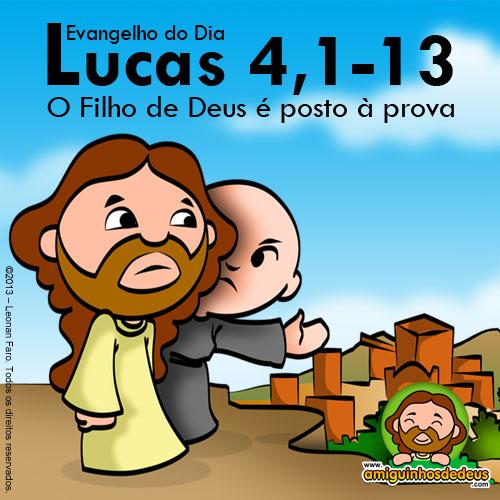 Lucas 4,1-13