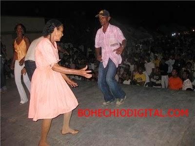 Bohechío lamenta muerte de bailarina