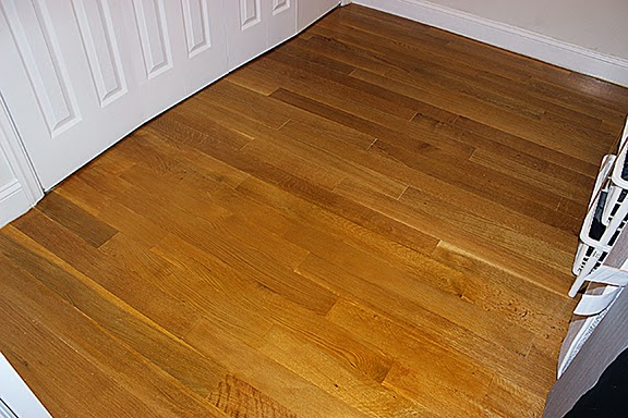 Custom Hardwood Floor Staining NYC