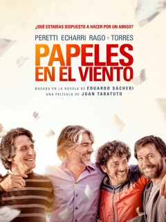 Papeles En El Viento [2015] Audio Latino DVDrip XviD [NL][RG][UP][UD][1F]