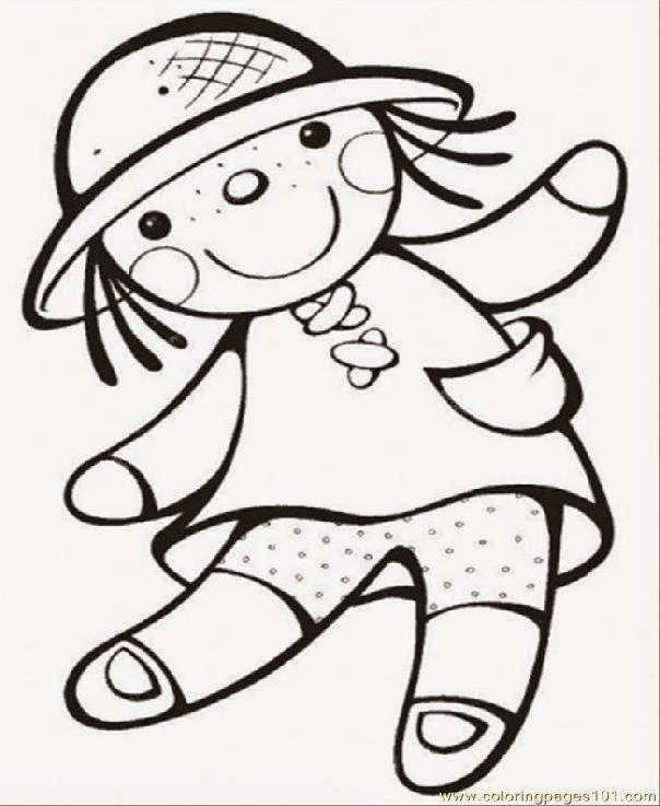 Doll Palace Coloring Pages Chucky Doll Coloring Pages Kids