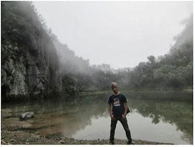 Mata Air Gunung Sorik Merapi