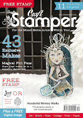 Editor's Choice in Craft Stamper December 2017