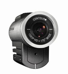 Contour+ Wearable Camera With GPS, Wireless Bluetooth LCD Viewfinder and HDMI