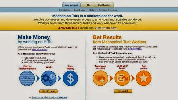 how much money can you make on amazon mechanical turk