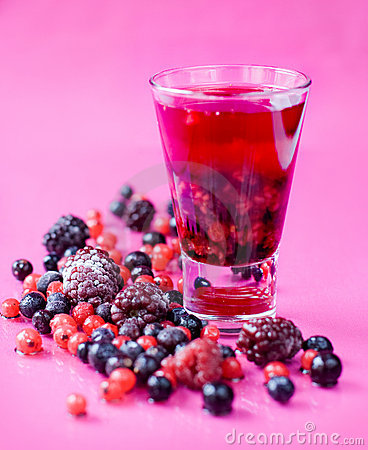 Three Berry Antioxidant Juice Recipes — Dishmaps